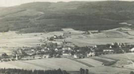 Chlum z období kolem roku 1940, nebo ještě dříve