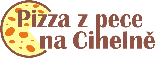 logo PIZZA Z PECE NA CIHELNĚ