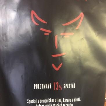 Pivní speciál Démon na víkend 5. – 7. dubna 2019