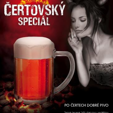 """Pivní """"Čertovský speciál"""""""