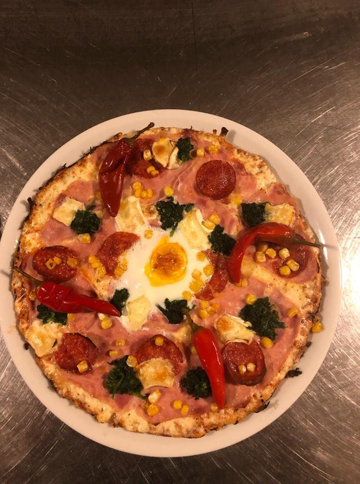Rozvoz pizzy, uzavření restaurace